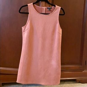 Forever 21 dusty pink dress